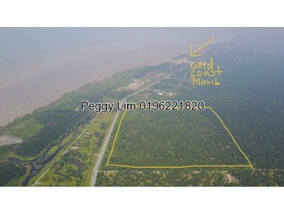 47 Acres Agriculture Land Morib For Sale, Banting Selangor