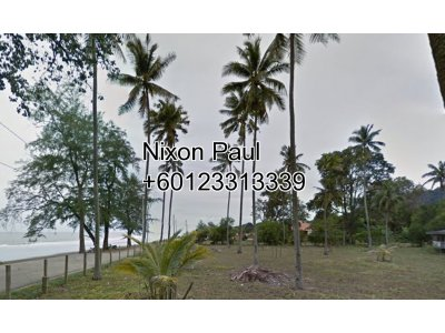 Beach Front Resort Land In Kuantan