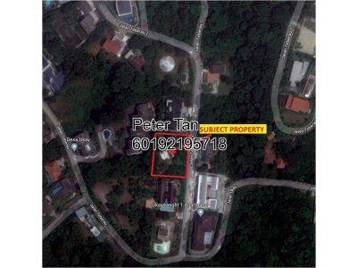 Bungalow Land at Ukay Heights, Ampang, Selangor