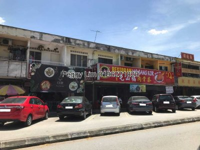 2 Storey Shop Lot, Taman Berkeley, Klang, For Sale