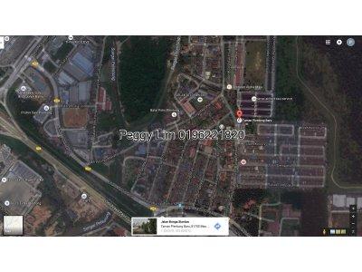 Agriculture Land For Sale, Jalan Bunga Siantan, Plentong, Johor