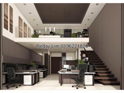 Office Suite for Rent, 3 Towers @ Jalan Ampang Kuala Lumpur.