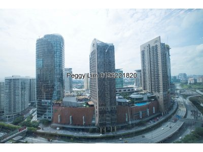 KL Eco City Office To Let , Kuala Lumpur, 1035sq ft