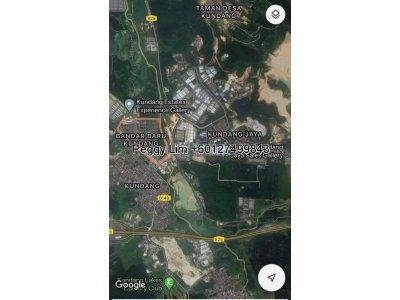 Land For Sale at Bandar Baru Kundang