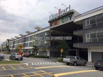 3 Storey Shop-Office The Galleria Klang Sentral For Rent / Sale at Klang