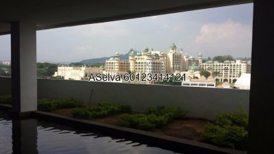 Condo - One South Sungai Besi, Seri Kembangan