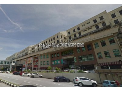 3sty Shop Lot Plaza Damas, Sri Hartamas For Sale