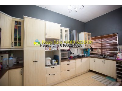 2sty Endlot House For Sale, Bandar Nusaputra Puchong, Puchong