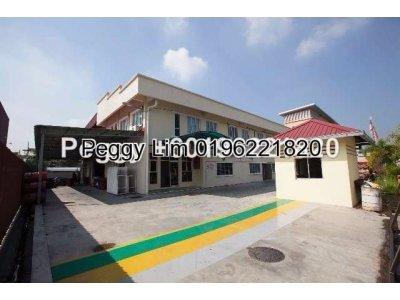 Factory at Sungai Kapar Indah Jalan Wawasan 2/ku 8 For Sale
