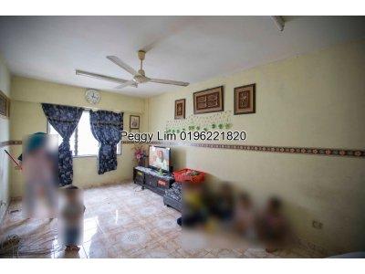 Apartment Sri Rakyat, Bukit Jalil For Sale