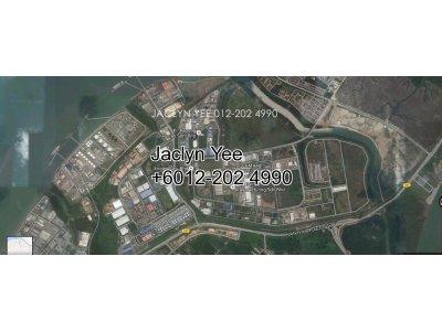Industrial Land @ Pulau Indah Industrial Park, Port Klang