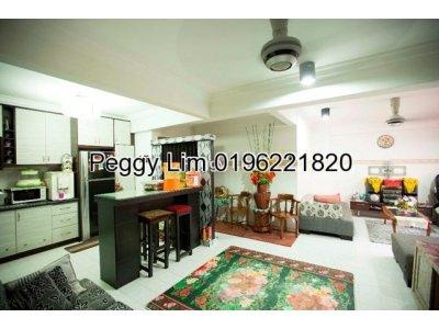 Aman Puri Apartment For Sale, Kepong Kuala Lumpur.