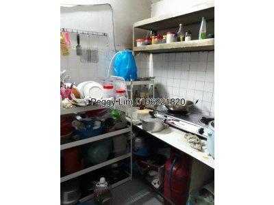 Single Storey Terrace House, Desa Air Hitam, Puchong, For Sale