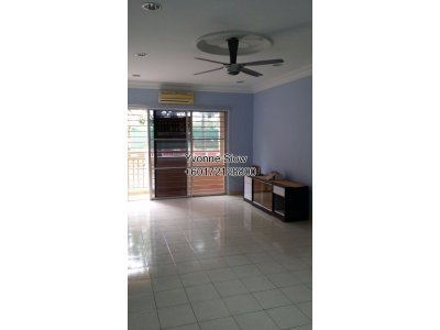 912 sq ft Semi furnished @ Cengal Condo, Sri Permaisuri, KL