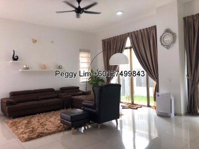 2 storeys Semi-D House for Sale at Eco Majestic, Semenyih