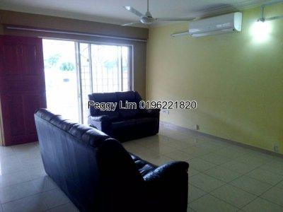 2sty House Taman Meranti Jaya Puchong To Let
