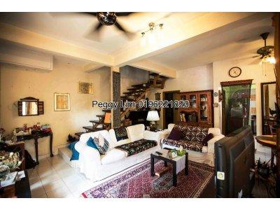 Semi D House For Sale Lorong Naluri Sukma, Bandar Puncak Alam