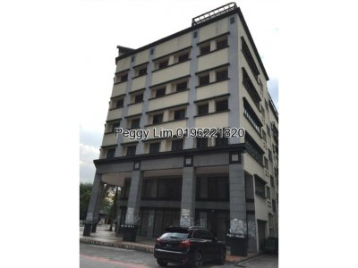 72A - 6 STOREY CORNER SHOPOFFICE, FRASER BUSINESS PARK FOR RENT