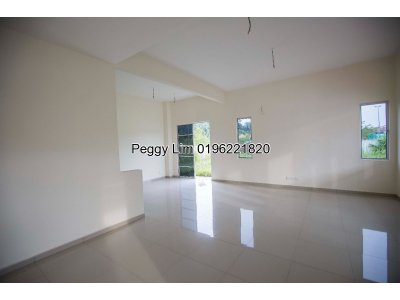 Brand New Semi Detached House Desa Kenanga For Rent, Semenyih Selangor