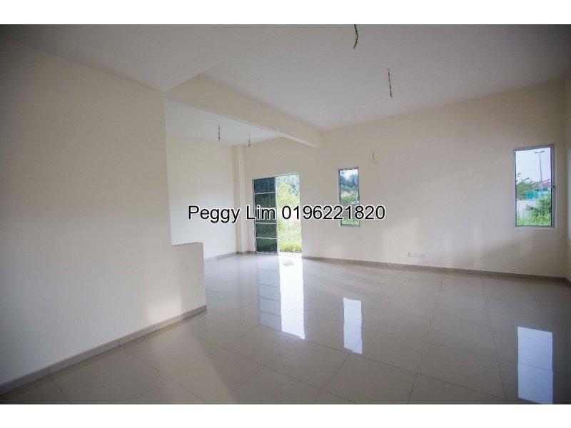 Brand New Semi Detached House Desa Kenanga For Sale, Semenyih Selangor