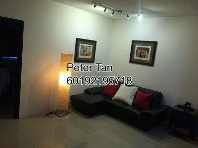 1.5 Storey Townhouse @ Merdu Idaman, Kayu Ara, PJ