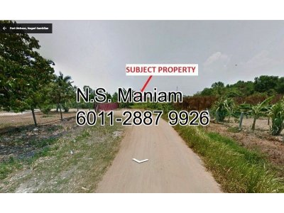 6.5 acres Zoned Residential Land at Pekan Lukut, Port Dickson