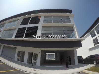 Link Factory For Sale, Seksyen 23, Shah Alam