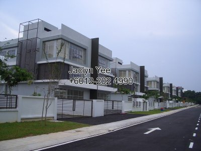 Semi Detached Factory - Bukit Jelutong Industrial Park