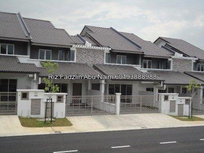 2 minutes to Setia City Mall - 2 Storey Terrace Intermediate, Ayu Prima, Alam Nusantara, Setia Alam, Shah Alam