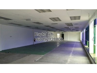 3 Storey Office building with 1 Storey warehouse at Glenmarie Industrial Park, Shah Alam