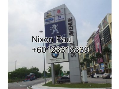 5 Adjoining 4 Storey Shop Office - Setia Avenue, Shah Alam