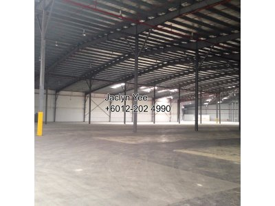 Warehouse @ Bukit Jelutong Industrial Park