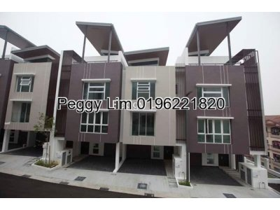 Canary Residence, Cheras Hartamas, Kuala Lumpur