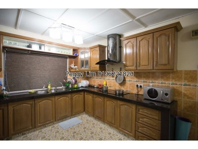 Below Market Price! 2sty Terrace House For Sale , Taman Putra Prima, Puchong, 20x70
