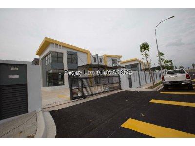 Semi-D Factory Lekas 32 Technology Park, Semenyih For Sale