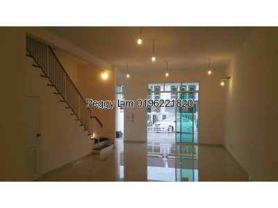 2 Storey Terrace House Merrydale Eco Majestic For Sale & To Let, Semenyih Selangor