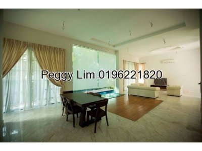 Semi D House For Sale Jelutong Height, Bukit Jelutong