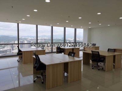 Pinnacle PJ Offices Suites for RENT@ Petaling Jaya