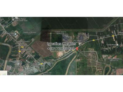 10 Acres Industrial Land in Mahkota Industrial Park, Banting
