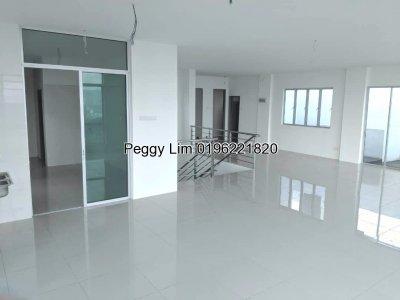 Silk Residence Duplex Penthouse for Sale @ Cheras, Selangor