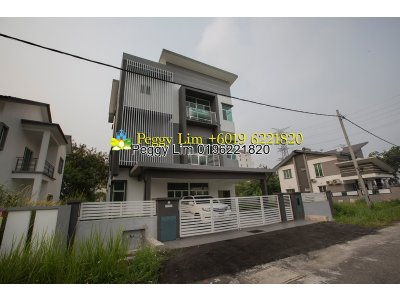 3sty Bungalow House For Sale , Puchong Prima 6, Puchong