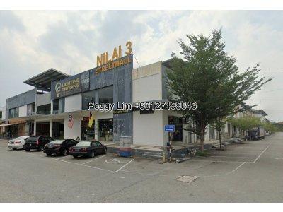 Retail Lot for Sale @ Nilai 3 Streetmall