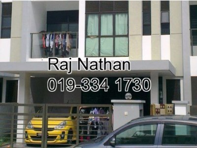 3 Storey Terrace Link @ USJ Heights, Subang Jaya