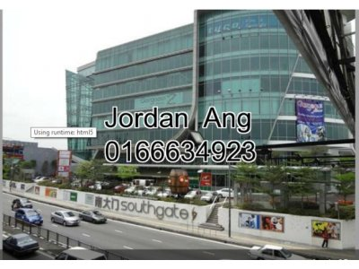 Southgate Sungai Besi - Retail Lot