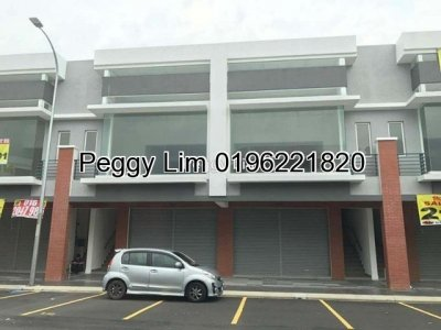 Ground Floor Shop To Let, Cheras Selangor