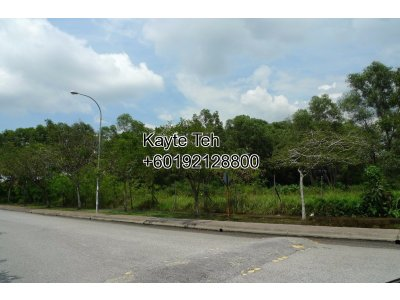 4 acres Industrial Land in Section 23, Shah Alam