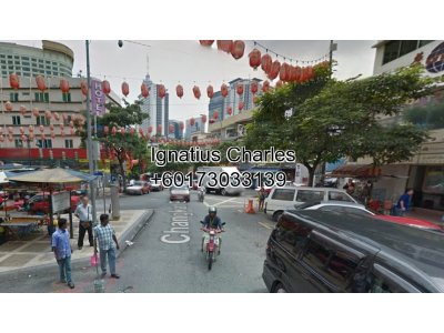 5 Storey Commercial Building In Bukit Bintang Area