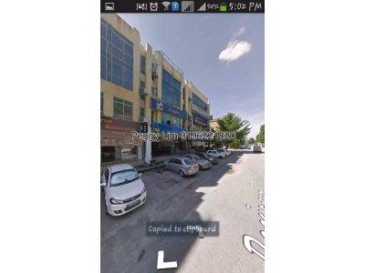 Shop ( Ground Floor) To Let Bandar Puteri Puchong