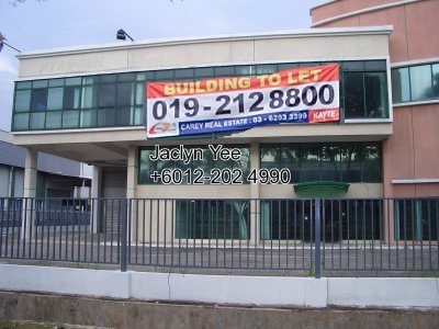 Semi Detached Factory - Temasya Industrial Park
