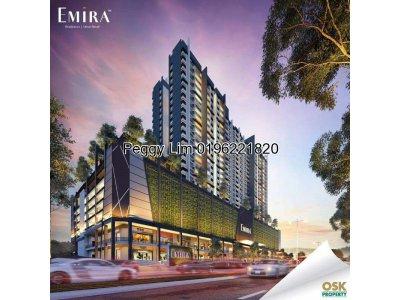 Emira Retail Shop Seksyen 13 For Sale & To Let, Shah Alam Selangor